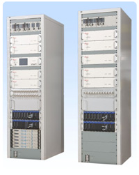 SATCOM Integrated 19 Rack Solutions