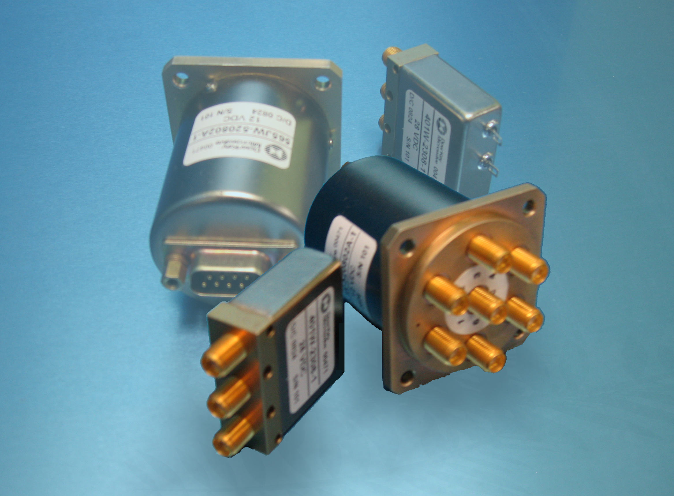 Dow-Key''s Low PIM switch Photo