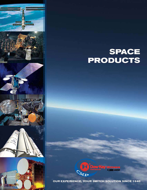 Photo of Space Brochure Cover