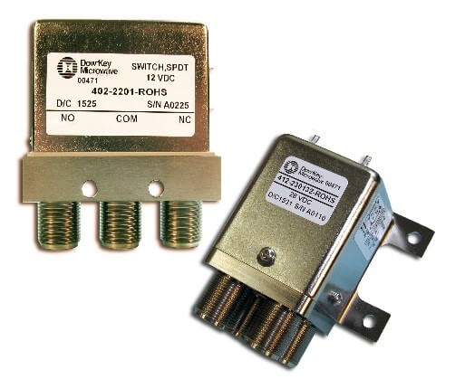 coaxial-switches